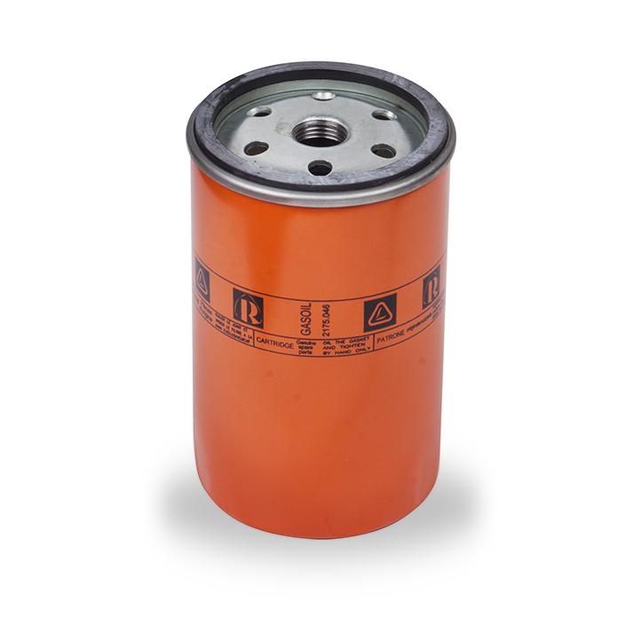 FILTRO de GASOIL para MOTOR FOCS 2 naranja