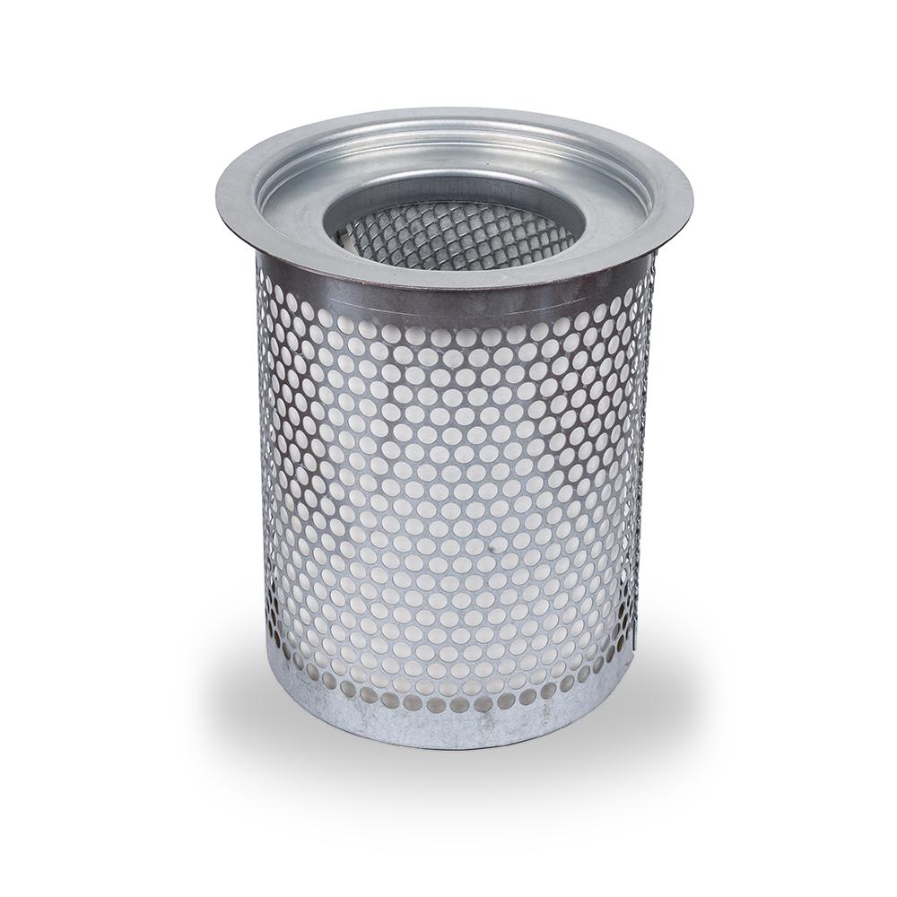 filtro separador de aceite en el compresor de soladora hd50