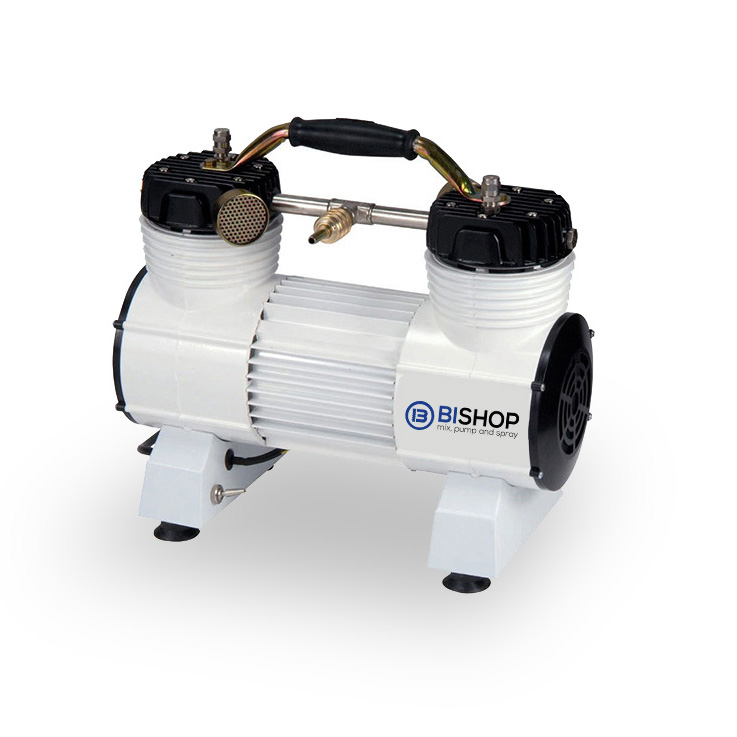 compresor monofasico OB-AIR 2 para maquina de proyectar