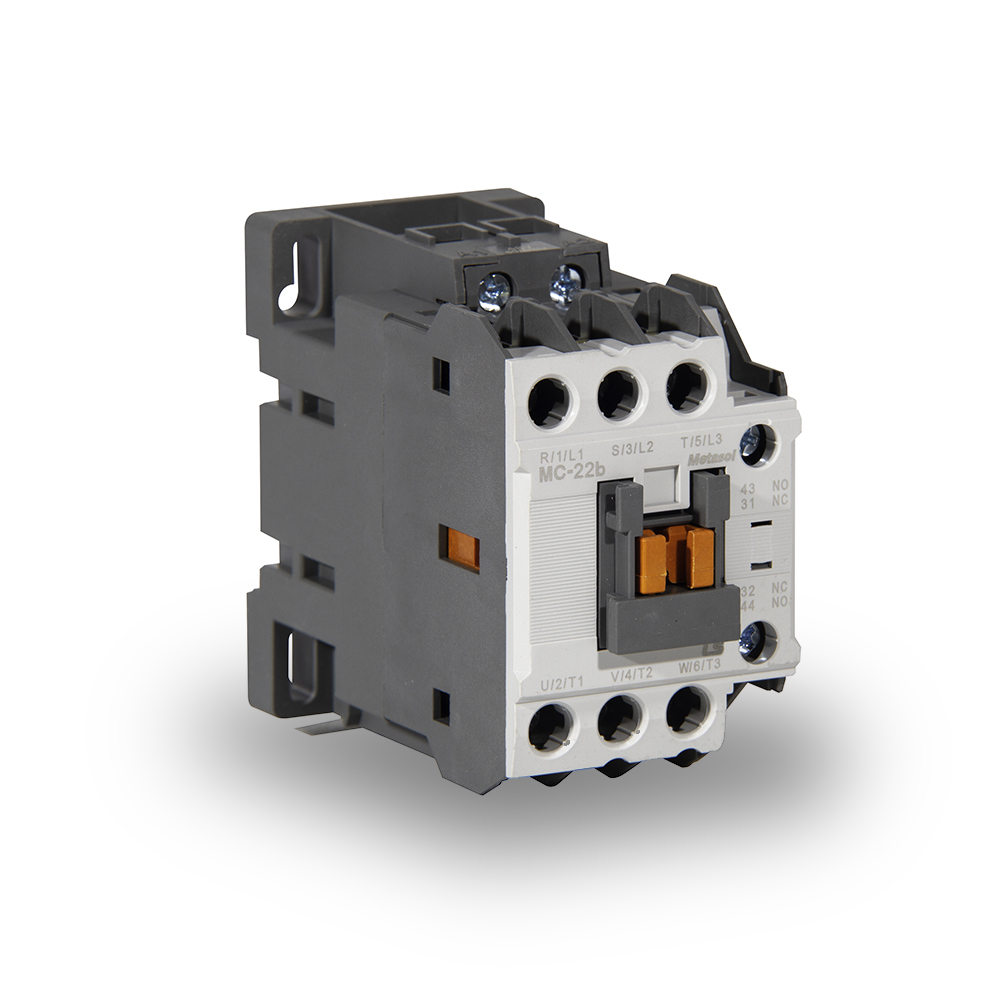 Contactor Auxiliar K2 para conexiones electricas de maquinas