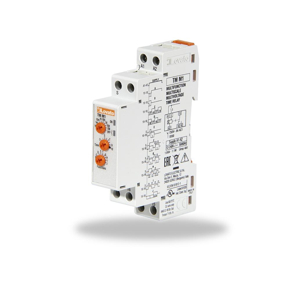 Contador Temporizador K1t-K2T para conexiones electricas de maquinas