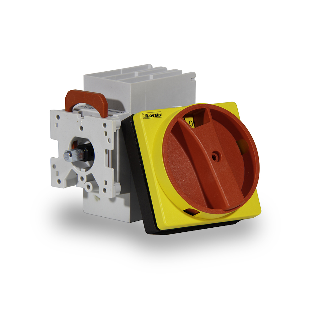 Interruptor Principal para conexiones electricas de maquinas