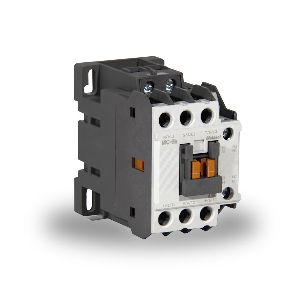Mini Contactor 4 KW K1.1 para conexiones electricas de maquinas