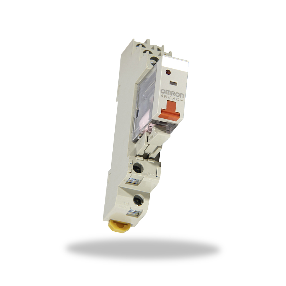 Rele Monofasico K1.0 para conexiones electricas de maquinas