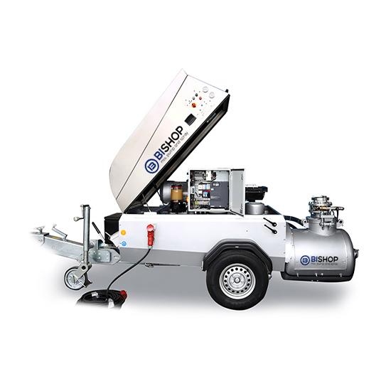 maquina electrica soladora y de autonivelante para bombear OB ALPHA E32