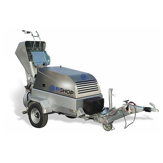 soladora diesel muy robusta y facil de manejar OB ALPHA Z3