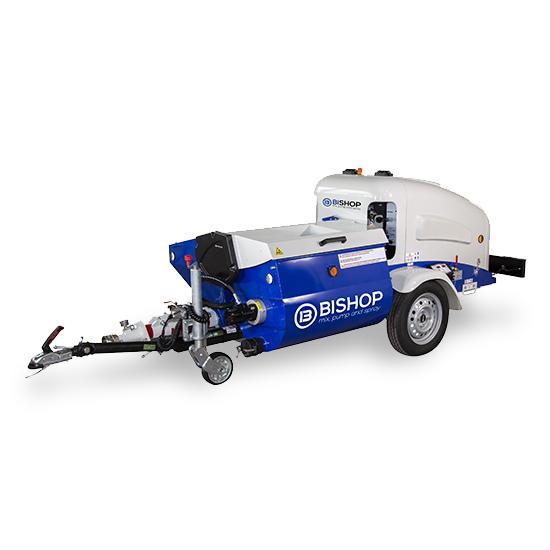 Maquina para proyectar mortero e ignifugo de gran calidad OB-COMPACT PRO 70