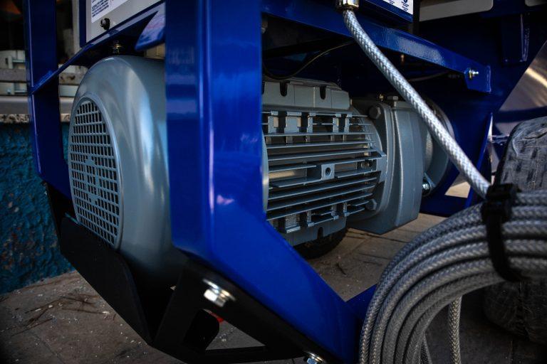 motor de la maquina OB-PRO 100 X